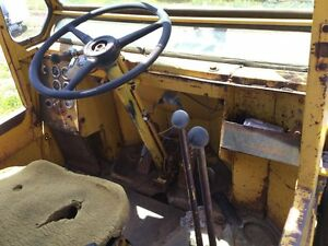 Michigan 85iiia Wheel Loader Steering Column W wheel