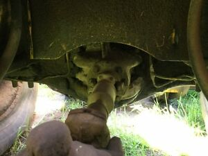 Michigan 85iiia Wheel Loader Front Axle Hub to hub Hydraulic Disc Brakes