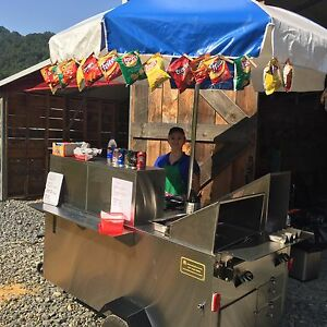 Hot Dog Cart For Sale Nc Licensed Insured And Inspected Propane Push