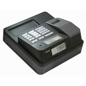 Casio One sheet Thermal Print Cash Register