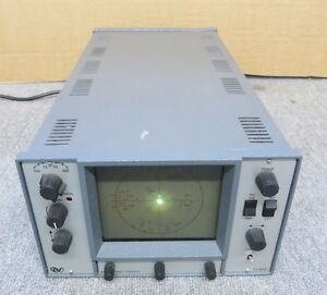 Electronic Visuals Ev 4021 Analogue Component Waveform Monitor Test Equipment