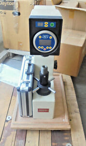 Cv 600mbd Rockwell Hardness Tester Digital Motorised Bench Direct Read