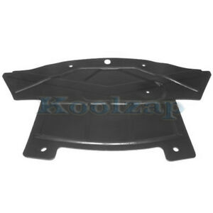 06 14 Charger 07 18 Challenger 2wd Engine Splash Shield Under Cover Ch1228103