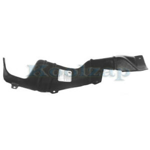95 01 Metro W automatic Transmision Engine Splash Shield Under Cover Driver Side