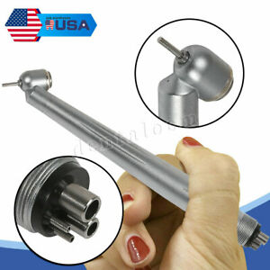 Nsk Style Dental 45 Degree Surgical High Speed Handpiece Push Button 4h Turbine