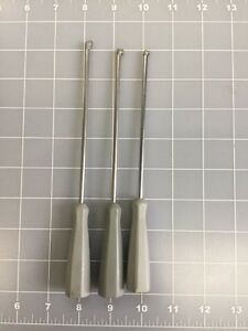 Surgical Miscellaneous Esu Handpiece lot Of 3
