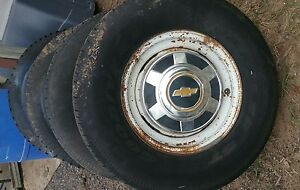 Chevy Used Rims And Tires