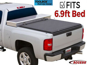 Access Toolbox Tonneau Bed Cover 2008 2016 Ford Super Duty F250 F350 6 9 Ft