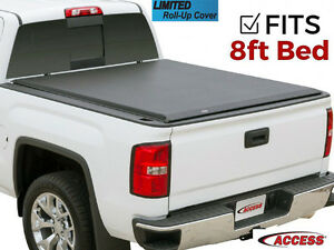Access Limited Tonneau Truck Bed Cover 08 13 Chevy Silverado Gmc Sierra 8 Ft