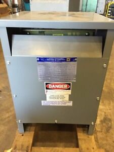 Square D Dry Type Transformer 15 Kva 60 Hz Catalog 15s9h