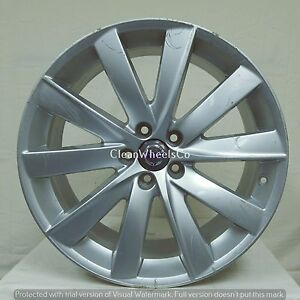 102b Used Aluminum Wheel 15 19 Volvo Xc90 19x8