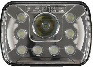 4mudders 5x7 7x6 Led Headlights Replacement Jeep Toyota Xj Yj 4runner Pair