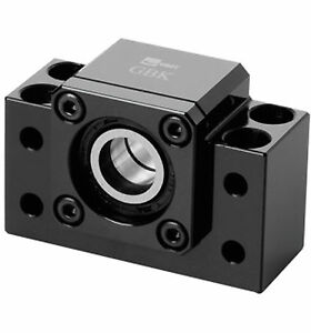Gmt Gbk25 Slb Ball Screw Support Bearing Square Fixed Side Thk Type