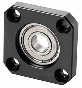 Gmt Gff20 Sb Ball Screw Support Bearing Round Supported Side Thk Type