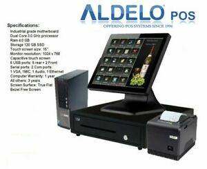 Aldelo 101 Pos Pro Restaurant Bar Complete Pos And 25 Gift Cards Free