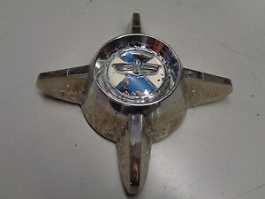 1955 1956 Dodge Lancer Spinner Hub Cap 15 Inch Spinner Only