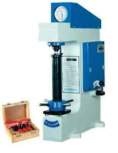 New Rockwell Type Hardness Tester