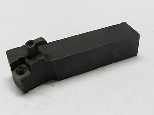 New Seco Carboloy Msknr 20 5d Indexable Insert Tool Holder 1 1 4 Square Shank