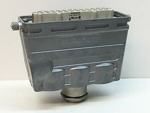Amphenol C146 10b 024 102 1 Female Terminal Contact Insert With Housing 600v