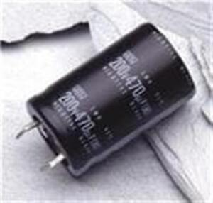 5 Aluminum Electrolytic Capacitors Snap In 6800uf 80 Volt