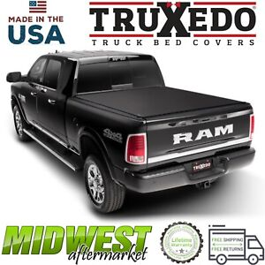 Truxedo Pro X15 Soft Roll Up Tonneau Cover Fits 10 18 Dodge Ram 2500 3500 8 Bed
