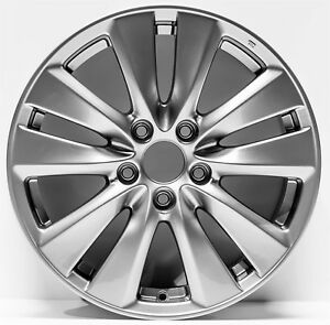 New Set Of 4 17 Replacement Wheels Fit Honda Accord 2011 2012 64015