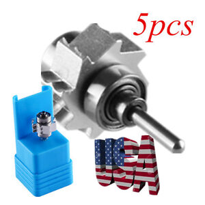 Usa 5x Big Cartridge Turbine Rotor For Dental Kavo Style E generator Handpiece
