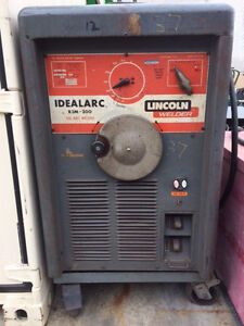 Lincoln Electric R3s 300 Dc Stick Welder