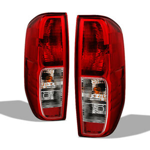 For 05 20 Nissan Frontier 09 12 Suzuki Equator Left Right Set Tail Brake Light