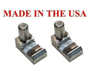 Premium Geo Tracker Sidekick Soft Top Aircraft Grade Aluminum Clips Made In Usa