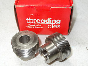 Reed Rico 1 9 16 18 Unr 625 Wf L 6052 12d 4970020809 Wide Face Thread Die Rolls