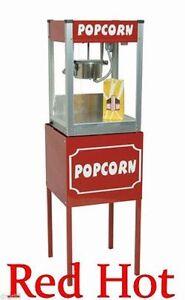 Paragon Thrifty 4 Oz Popcorn Machine With Stand Free Shipping 1104510 3080510