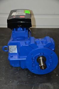 Bauer Bf20 21w dxs09xa4 tf k322 ul Shaft mount Gear Motor Variable Speed Drive