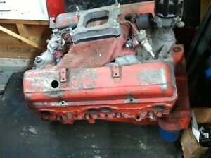 3782870 Chevrolet Corvette 327 With 333882 350 400 Cubic Inch Heads used