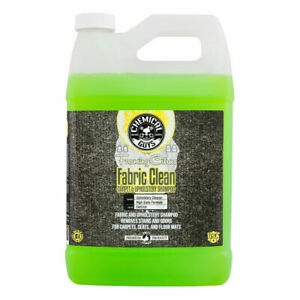 Chemical Guys Foaming Citrus Fabric Clean Carpet Upholstery Shampoo 1 Gal