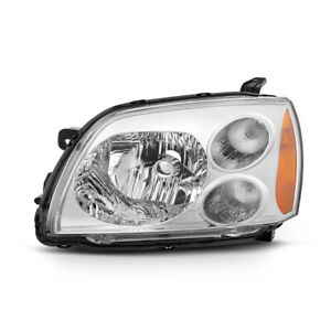 For 04 12 Mitsubishi Galant Sport Headlight Driver Side Replacement Left Hand