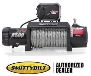 Smittybilt Xrc 9 5 Gen2 97495 9 5 9 500 Lb Winch For Jeep Truck Suv