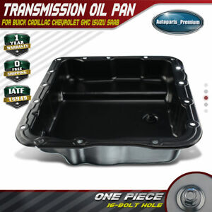 Automatic Trans Oil Pan For 2000 2009 Chevy Silverado 1500 2500 Suburban Tahoe