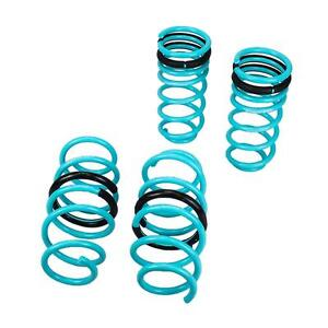Godspeed Project Traction s Susp Lowering Springs For 06 11 Honda Civic Incl Si