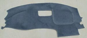1995 2007 Chevrolet Cavalier Dash Cover Mat Dark Gray Charcoal