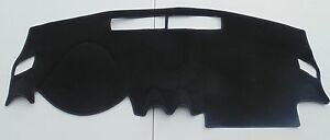 Fits 2008 2013 Nissan Rogue Dashboard Cover Dash Cover Mat Black