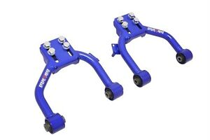 Megan Racing Front Upper Control Camber Arms Kit For 03 07 Honda Accord 2 4dr