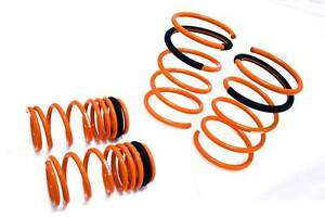Megan Racing Lowering Springs For 05 06 Acura Rsx Base type S Dc5 K20 Lower Dc 5