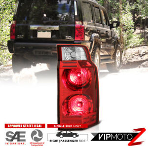 For 2006 2010 Jeep Commander Right Passenger Rh Side Rear Tail Light Signal Lamp