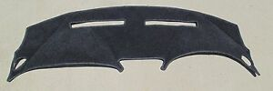 1998 2004 Ford Mustang Dash Cover Mat Dashboard Pad Charcoal Grey Gray
