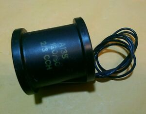 Atkomatic A13s Solenoid Coil 120v 60