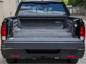 Bedrug Carpet Full Bed Liner 2017 2018 Honda Ridgeline 2 piece Kit