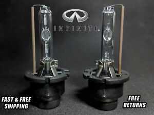 Oe Hid Headlight Bulb For Infiniti G37 2008 2013 Low High Beam Stock Fit Qty 2