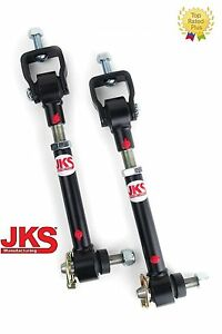 1997 2006 Jeep Wrangler Tj Jks Front Sway Bar Link Disconnects For 2 5 6 Lifts