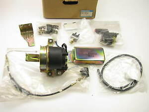 New Genuine Cruise Control Unit Install Kit Oem For 1988 Mazda Rx 7 8af1 66 340